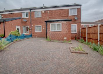 Thumbnail 3 bed semi-detached house for sale in Northumbria Close, Worksop