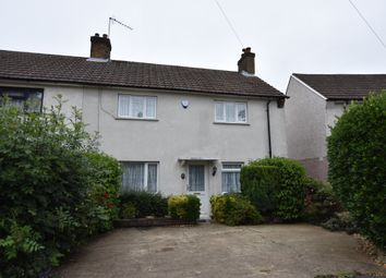 Thumbnail 3 bed semi-detached house for sale in Dell Road, Watford