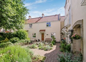 Thumbnail 2 bed terraced house for sale in Lawpool Court, Wells