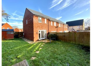 Thumbnail 2 bed semi-detached house for sale in Lilliana Way, North Petherton, Bridgwater