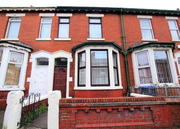 Thumbnail 3 bed terraced house for sale in Peter Street, Blackpool
