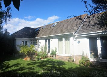 Thumbnail 5 bed detached bungalow for sale in Pound Field, Totnes