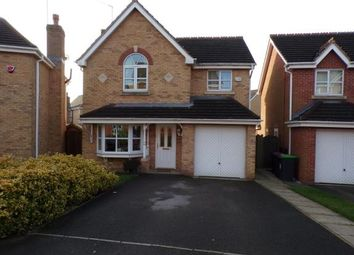 Thumbnail 4 bed detached house for sale in Willow Gardens, Sutton-In-Ashfield, Nottinghamshire