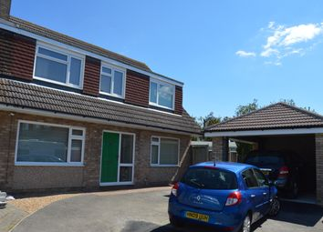 Thumbnail 4 bed semi-detached house for sale in Cheshire Way, Emsworth