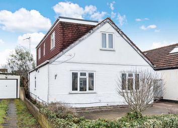 Thumbnail 4 bed detached bungalow for sale in Doris Road, Ashford