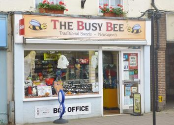 Thumbnail Retail premises for sale in Tiverton, Devon