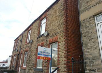 Thumbnail 2 bed cottage to rent in Cobcar Street, Elsecar, Barnsley