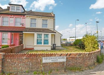 Thumbnail 1 bed terraced house to rent in Gladeview, Rosemary Road West, Clacton-On-Sea