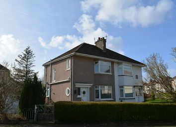 Thumbnail 3 bed property for sale in 45 Willowdale Crescent, Baillieston, Glasgow