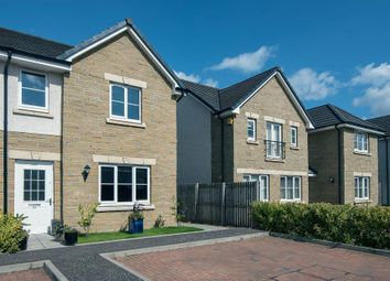 Thumbnail 3 bed end terrace house for sale in Dumyat Road, Casuewayhead, Stirling, Scotland