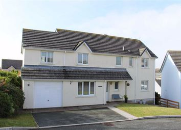 5 bed detached house for sale in Lavinia Drive, Pembroke Dock SA72