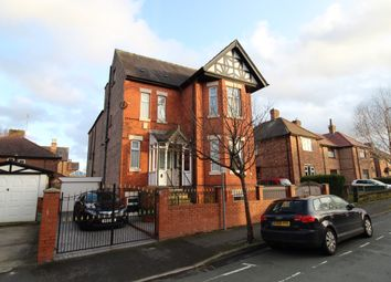 Thumbnail 6 bed detached house for sale in Hawarden Road, Altrincham