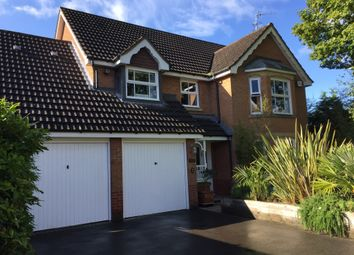 Thumbnail 4 bed detached house for sale in Greytree Crescent, Dorridge, Solihull