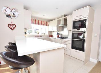 4 bed detached house for sale in Whaddon Road, Newton Longville, Milton Keynes MK17