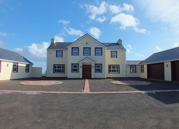 Thumbnail 4 bed detached house for sale in High Bank, Knock Froy Road, Santon