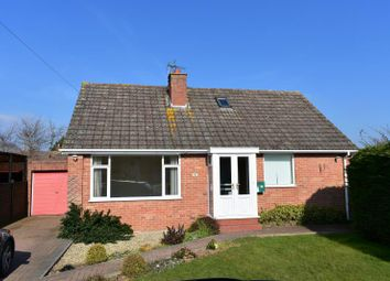 Thumbnail Bungalow to rent in Newlands Crescent, Ruishton, Taunton, Somerset