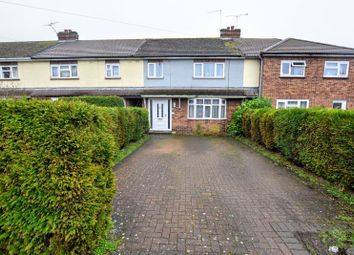3 bed terraced house for sale in St Johns Road, Bletchley, Milton Keynes MK3
