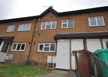 Thumbnail 3 bed terraced house for sale in Willow Hill Close, Bulwell, Nottingham