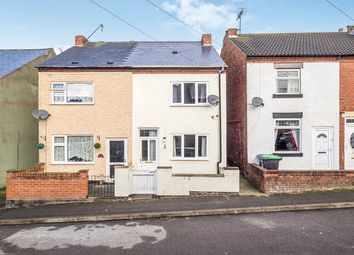 Thumbnail 2 bed terraced house for sale in Sedgwick Street, Jacksdale, Nottingham