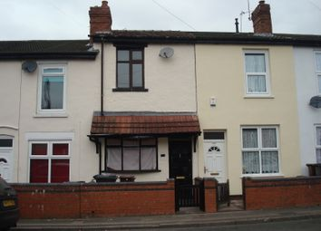 Thumbnail 2 bed terraced house to rent in Carter Road, Dunstall, Wolverhampton, West Midlands
