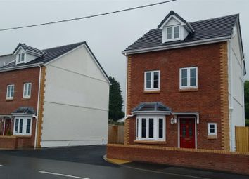 Thumbnail 4 bed detached house to rent in Bankydderwen, Derwydd Road, Llandybie, Ammanford