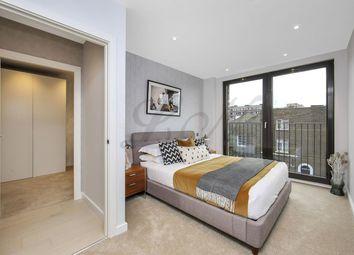 Thumbnail 3 bed flat to rent in Leighton Road, Kentish Town