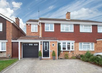 4 bed semi-detached house for sale in Bunhill Close, West Dunstable, Bedfordshire LU6