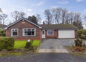 Thumbnail 3 bed detached bungalow for sale in Rectory Close, Winwick, Warrington, Cheshire