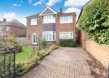 Thumbnail 4 bedroom detached house for sale in Wellingborough Road, Rushden