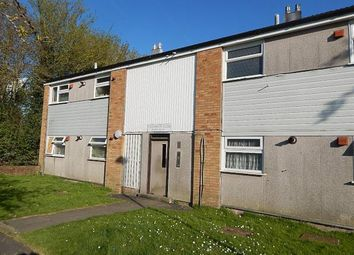 Thumbnail 1 bed flat to rent in Fitzwarin Close, Luton