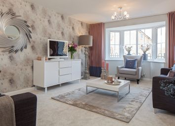 """Thumbnail 4 bedroom detached house for sale in """"Chesham"""" at Gilhespy Way, Westbury"""