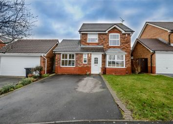 Thumbnail Detached house for sale in Sound Copse, Peatmoor, Swindon