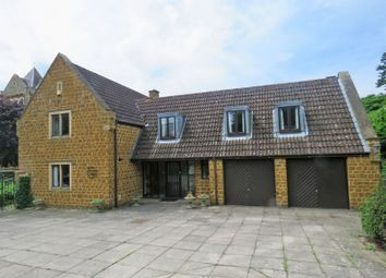 Thumbnail 4 bed detached house for sale in Mackworth Drive, Finedon, Wellingborough