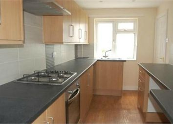 Thumbnail 1 bed terraced house to rent in Croyde Avenue, Corby, Northamptonshire