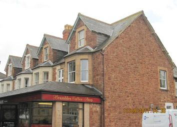 Thumbnail 1 bed flat to rent in Glenmore Road, Minehead