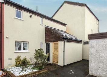 Thumbnail 3 bedroom end terrace house for sale in Sheepwalk, Paston, Peterborough