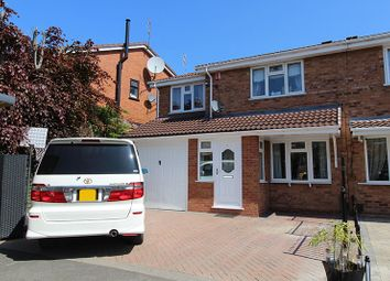 Thumbnail 1 bed semi-detached house for sale in Belvoir Close, Milking Bank