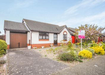 Thumbnail 3 bedroom detached bungalow for sale in Booth Lane, Kesgrave, Ipswich