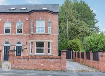 Thumbnail 5 bed semi-detached house for sale in Worsley Road, Swinton, Manchester