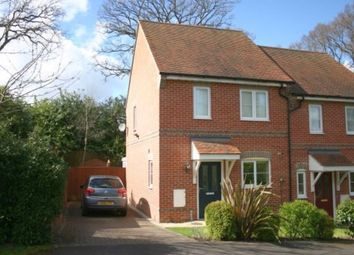 Thumbnail 2 bed semi-detached house to rent in Headley, Thatcham