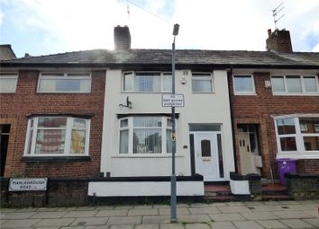 Thumbnail 3 bed terraced house for sale in Marlborough Road, Tuebrook, Liverpool, Merseyside