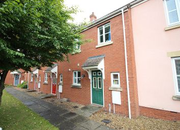 Thumbnail 2 bed terraced house for sale in Rooks Way, Tiverton