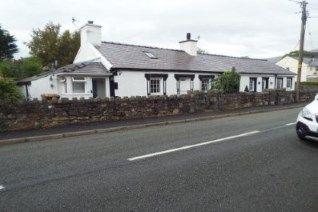 Thumbnail 1 bed semi-detached house for sale in Waunfawr, Caernarfon, Gwynedd