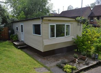 Thumbnail 1 bed mobile/park home for sale in Lewes Road, Forest Row, East Sussex