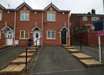 Thumbnail 2 bed terraced house to rent in Tudor Vale, Sedgley, Dudley, West Midlands