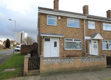 Thumbnail 3 bedroom property to rent in Fulbeck Road, Middlesbrough