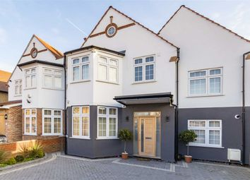 Thumbnail 5 bed semi-detached house for sale in Glendun Road, London