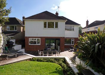 Thumbnail 4 bedroom detached house for sale in Sandown Avenue, Swindon