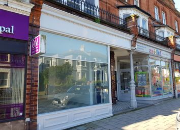 Thumbnail Retail premises to let in Rowlands Road, Worthing