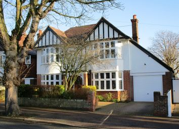 Thumbnail 4 bedroom detached house for sale in Beatrice Avenue, Felixstowe